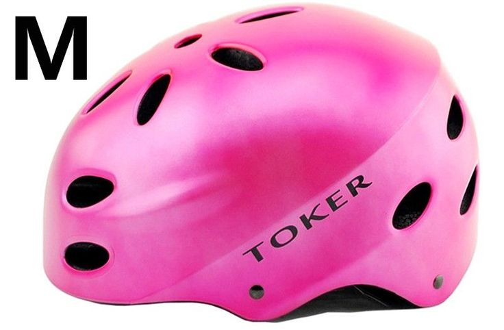 TOKER 3 Size Toker Brand Round Mountain Bike Helmet Men Women Sports Capacete Casco Strong Road MTB Bicycle Cycling Helmet