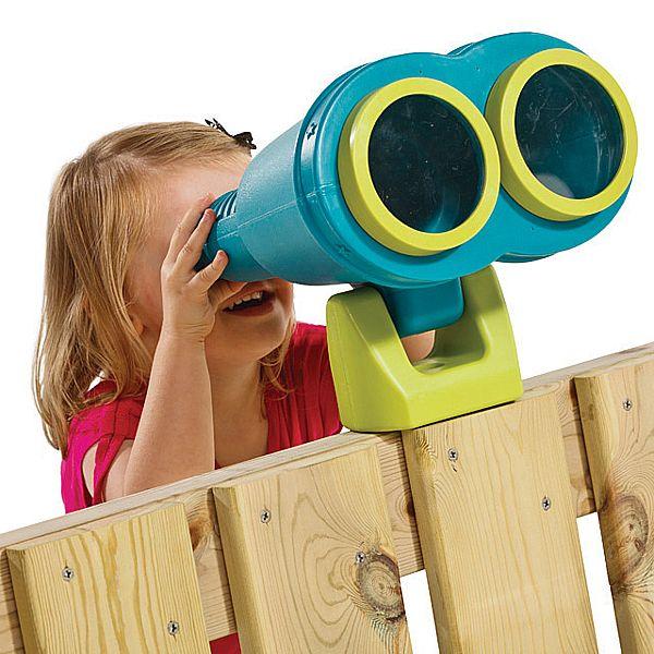 KBT Binoculars Star  Turquoise / lime green