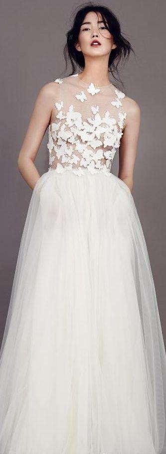 1000 ideas about tulle dress on pinterest chiffon dresses dresses and a line - Brautkleider bis 500 euro ...