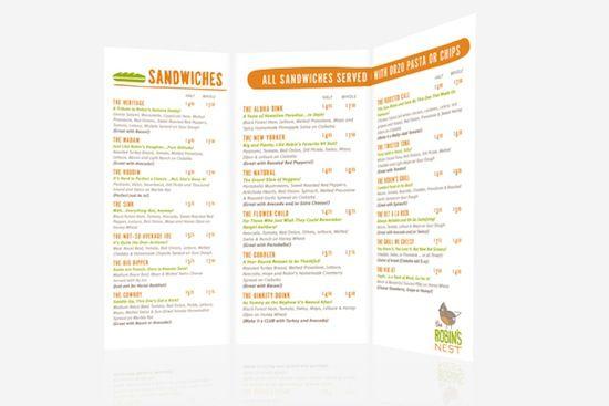 Restaurant Menu Design Awards : Best menu layouts images on pinterest restaurant