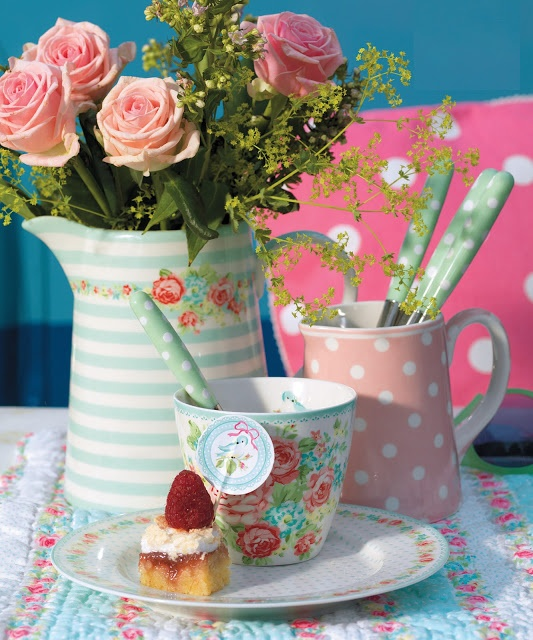 Pastel Lovelies | Greengate Collection Spring Summer 2013