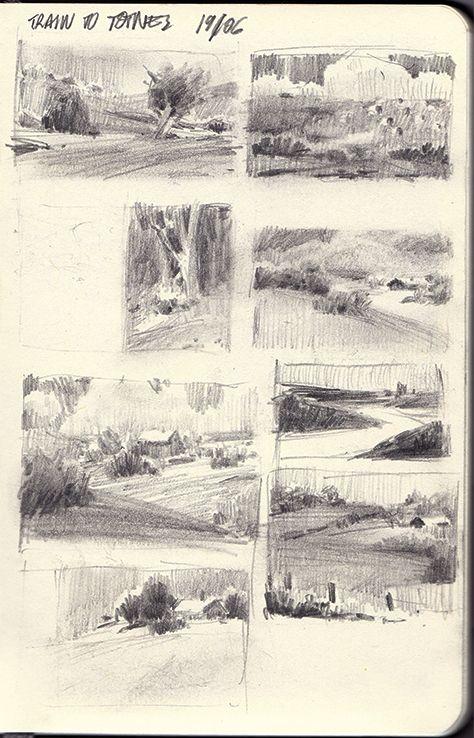Will Gist: Sketchbook