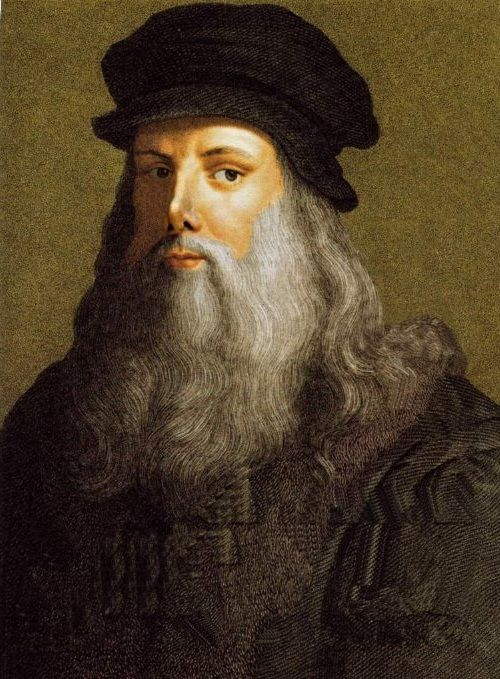 best 25 leonardo da vinci portrait ideas on pinterest. Black Bedroom Furniture Sets. Home Design Ideas