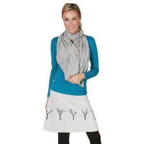 Bois Reversible Merino Skirt - Seconds