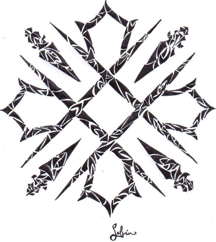 49 best Vampire Knight Tattoo images on Pinterest Knight tattoo
