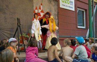 DK AKORD | Foto-video galerie | Pohádkové středy: O chytré princezně - Divadelní společnost Keltic