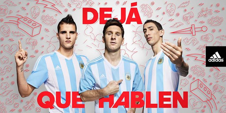 Argentina Home Kit 2015 Copa America