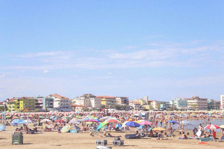 Caorle travel blogger Italy beach