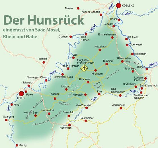 Afbeeldingsresultaat voor Hunsrück