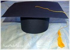 Un cappello per la laurea: come realizzare un Tocco