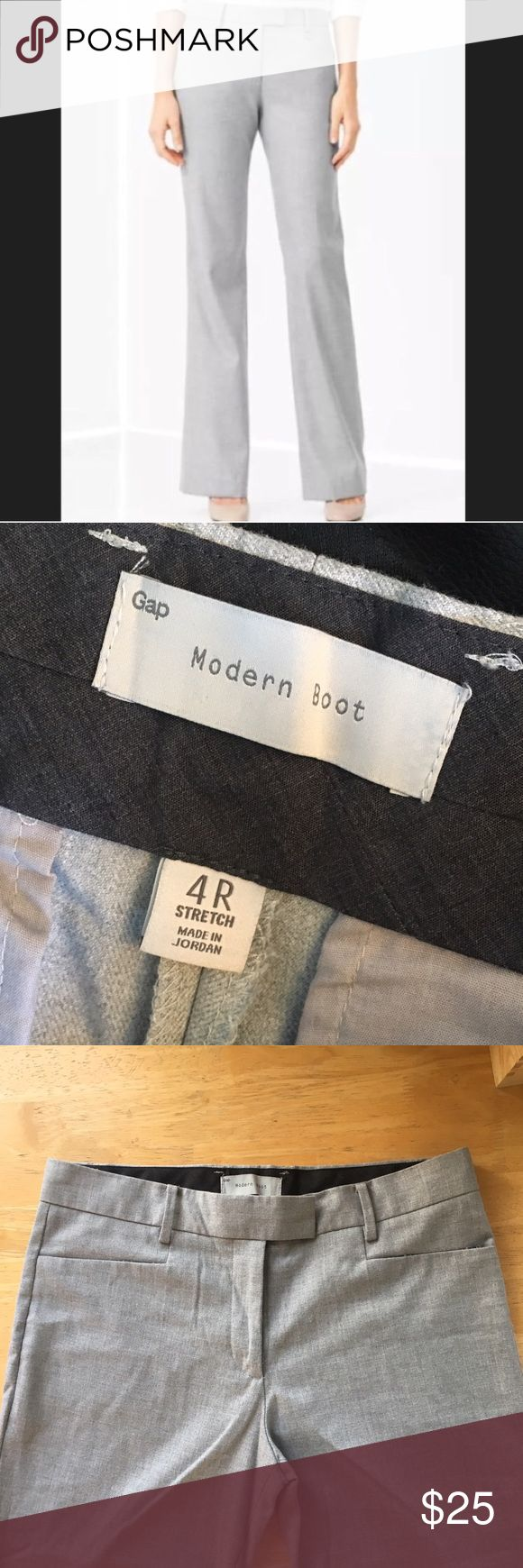 Gap Grey Dress Pants Grey tweed like Dress Pants. In great condition.Only worn a few times. Stitching on pockets still intact. GAP Pants Trousers