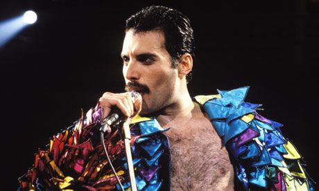 Sacha Baron Cohen to play Freddie Mercury in Queen film  Shooting to begin next year on film that has co-operation of Mercury's estate and three surviving Queen members