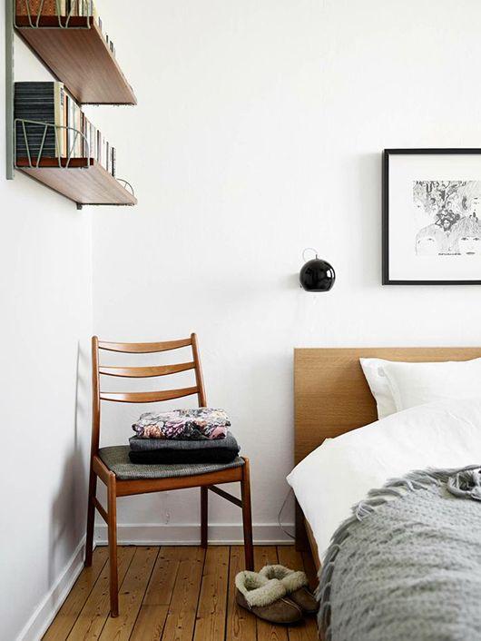12 small space bedroom ideas / sfgirlbybay