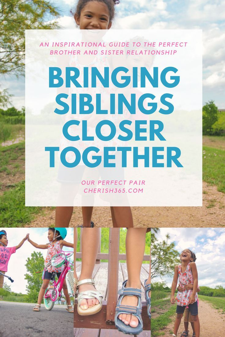 Siblings can be the worst of enemies or the best of friends. How we've overcome our fears of raising biracial children in America and helped them to grow closer together.