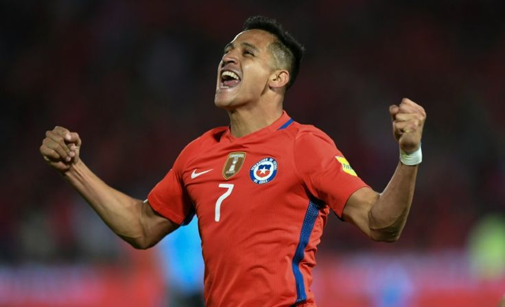 Sanchez at the double as Chile sink Uruguay   Santiago (AFP)  Alexis Sanchezs injury gamble paid off here Tuesday as the Arsenal striker scored twice to help Chile defeat bitter rivals Uruguay 3-1 in their World Cup qualifier.  Sanchez had risked the wrath of Arsenal boss Arsene Wenger after playing in the Santiago showdown despite injuring a hamstring during training last week.  Wenger had expressed fear Chile had made a suicidal decision by playing Sanchez against the Uruguayans after the…