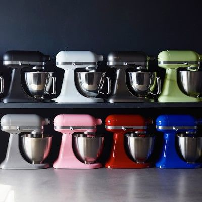 KitchenAid® Artisan Mini Stand Mixer #williamssonoma