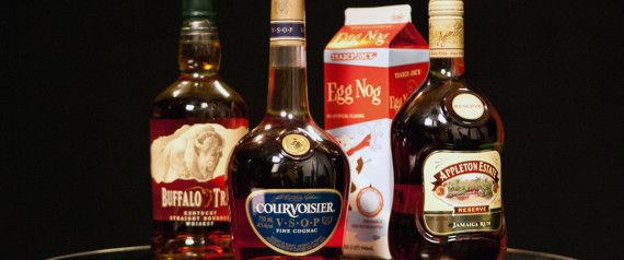 Eggnog Taste Test: The Best Liquors For Spiking Your Holiday Drink -consensus breaks down. Bourbon, cognac and dark rum each have vocal adherents, while others vote for some combination of two of those,
