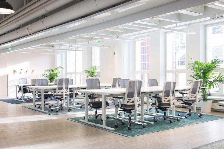 Bonusway office work space