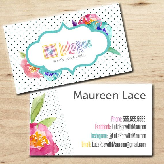 Top 25+ best Lularoe business cards ideas on Pinterest | Lularoe ...