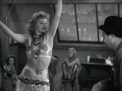 ▶ Lucille Ball Dancing the Hula -Yipe! - YouTube