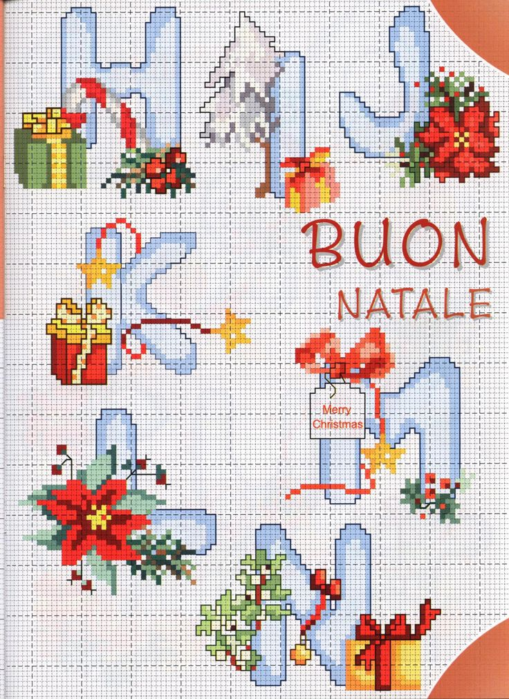 2807 best images about christmas cross stitch 2 on for Punto croce schemi alfabeto