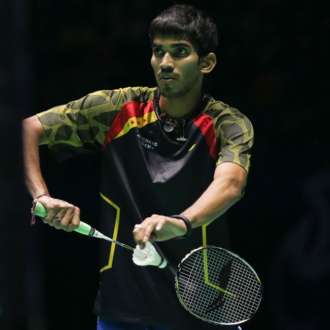 NOW WORLD #3! Srikanth Kidambi is now at an all time high #3 world ranking making him the first ever Indian badminton singles player to accomplish this feat! Srikanth plays with a Mega Power N9 racket and all other premium quality, high tech, cutting edge Li-Ning products. Find them at your local dealer or www.shopbadmintononline.com Be Bold | Aim Higher ‪#‎MakeTheChange‬!