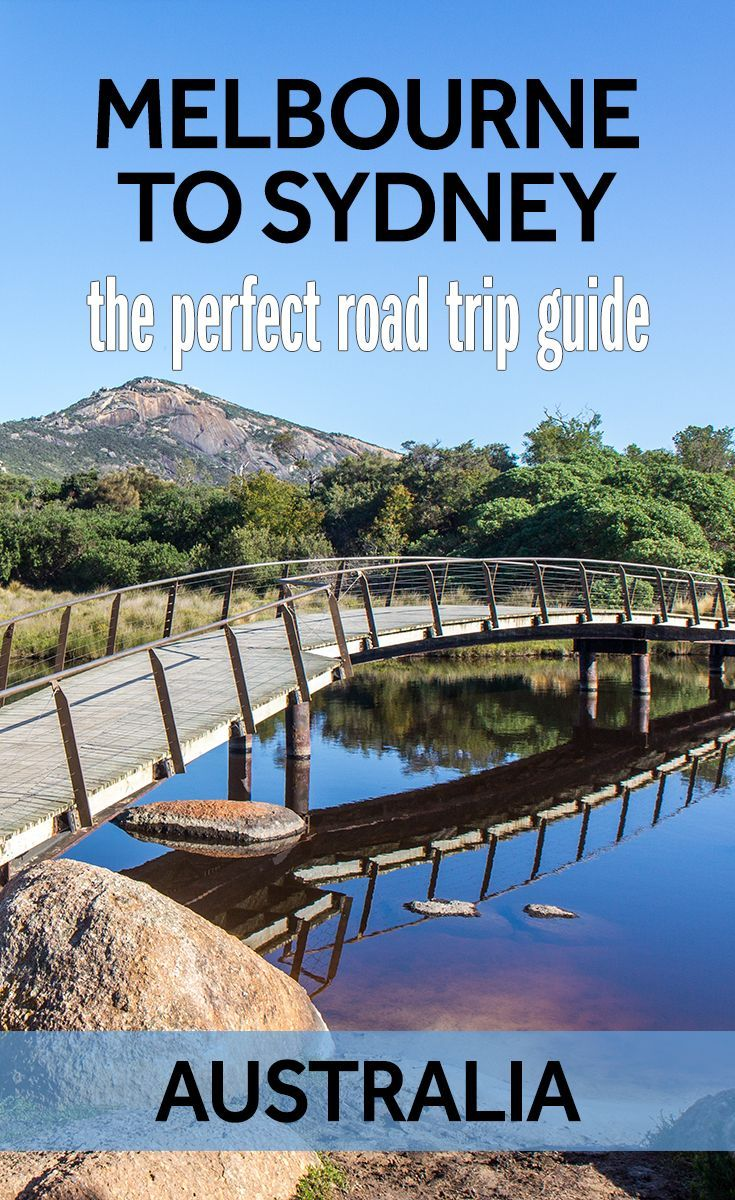 If you're planning to drive between Melbourne and Sydney then this detailed guide has all the information you need for an awesome Australian road trip along the coast!