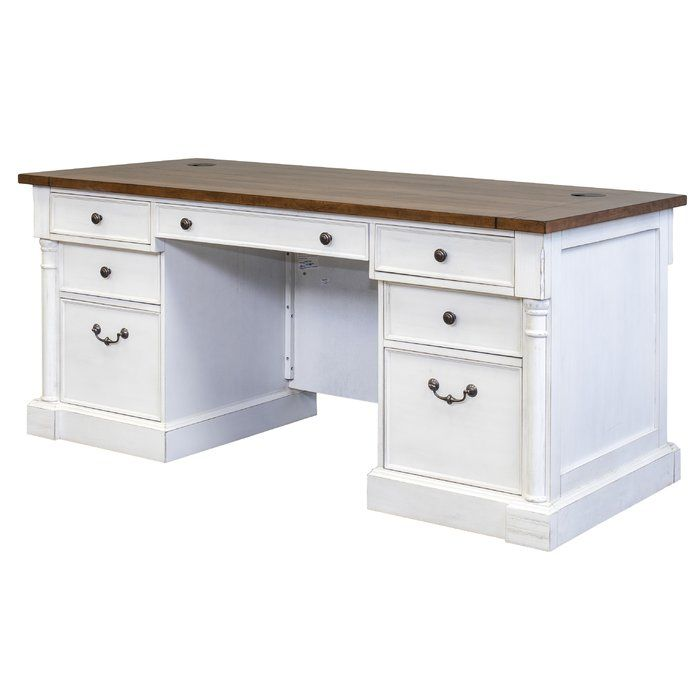 Chmura Executive Desk Executive Desk Desk Solid Wood Desk