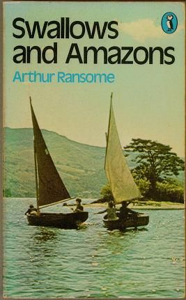 Swallows and Amazons (Film cover)