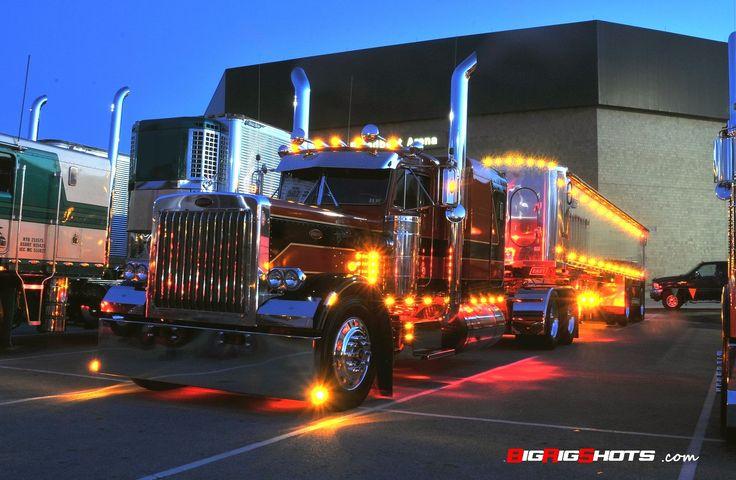 //bigrigshots.com/wp-content/uploads/2013/ · Peterbilt 379Peterbilt TrucksSemi TrucksBig TrucksLight ... & 11 best chicken lights and chrome images on Pinterest | Big trucks ...