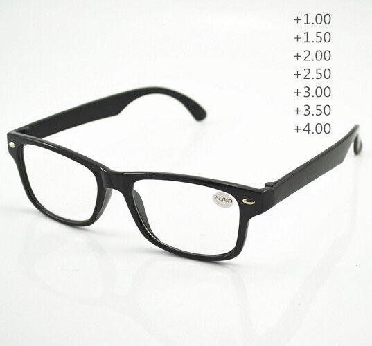 1 قطعة رخيصة نظارات القراءة النظارات النساء الرجال oculos دي غراو أسود + 1.00 + 1.50 + 2.00 + 2.50 + 3.00 + 3.50 + 4.00 freeshipping