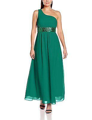 18, Grün (Dark Green H), MY EVENING DRESS Women's Grace NEW