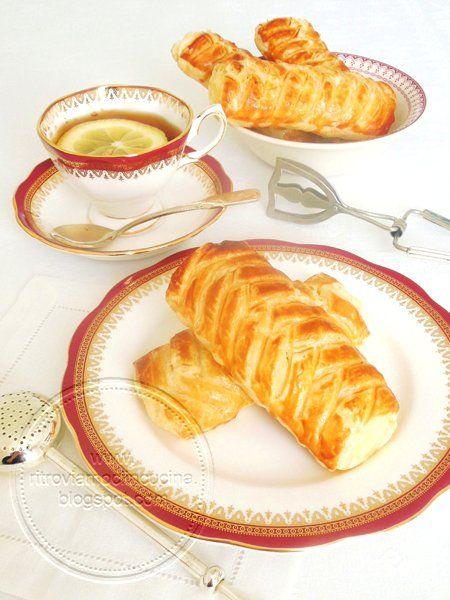 how to make custard danish pastries