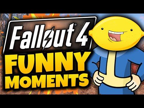 """Fallout 4: Funny Moments! - """"EXPLORING THE WASTELAND!"""" - (FO4 Funny Moments) - YouTube"""