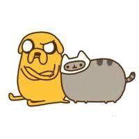 Resultado de imagen para gatos kawaii pusheen png