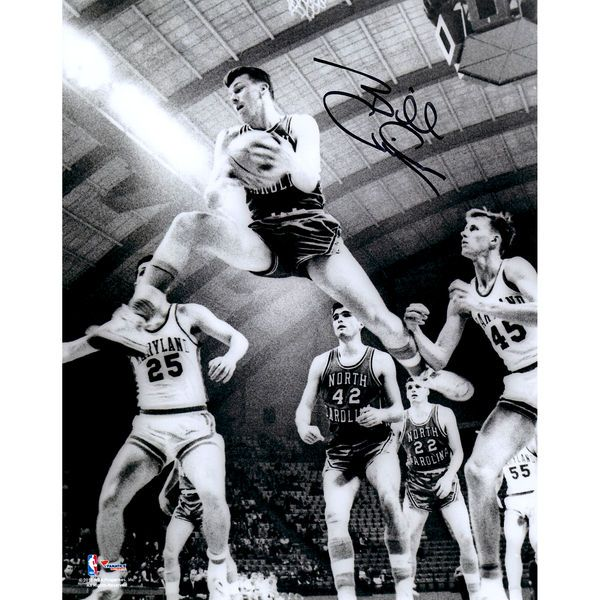 "Billy Cunningham UNC Tarheels Fanatics Authentic Autographed 8"" x 10"" Lay-Up Photograph - $149.99"
