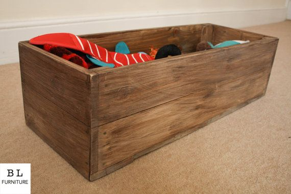 Best 25+ Rustic Toy Boxes Ideas On Pinterest