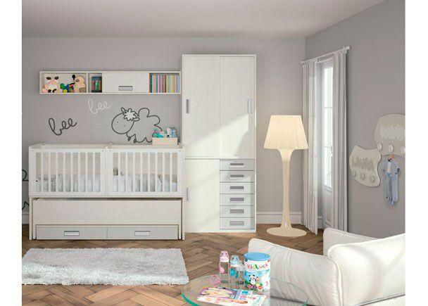 10 best ideas sobre habitaciones de gemelos en pinterest - Habitaciones de bebe nino ...