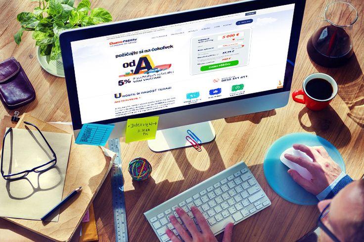 Požičať si peniaze z domu cez internet. To je sen :P  https://www.quatropozicky.sk/aktuality/online-pozicka-do-par-minut
