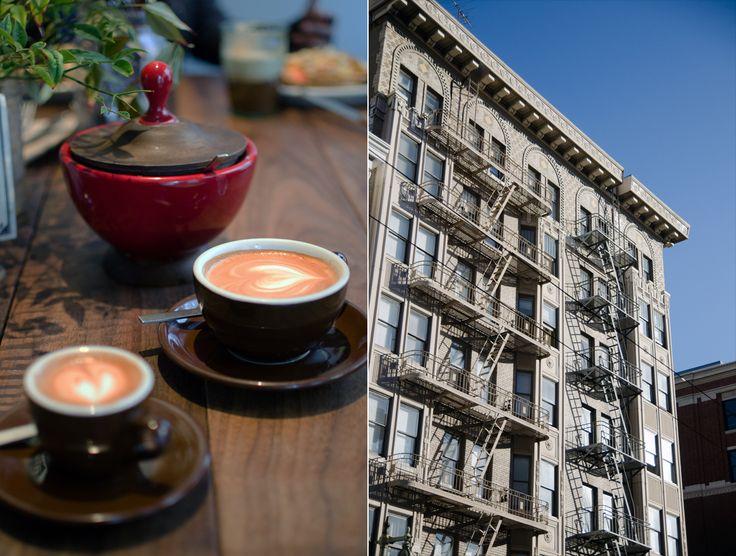 San Francisco Coffee - farm:table, Stable Cafe, Three Babes Bakeshop, Cafe Bean, Blue Bottle Coffee Kiosk, Ritual Coffee Roasters