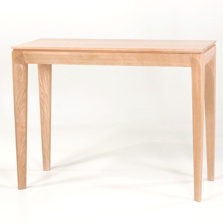 1000 id es sur le th me console extensible sur pinterest table console exte - Console extensible en bois massif ...