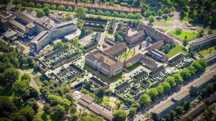 Zuiderziekenhuis woonwijk   by JanvanHelleman