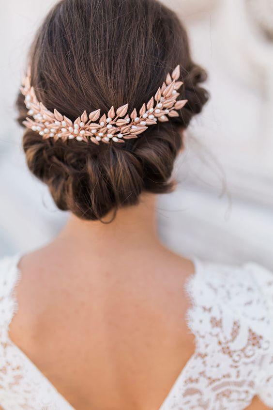Best 20 Elegant Bun Ideas On Pinterest