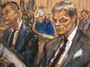 Tom Brady Court Sketches Providing Comedic Relief