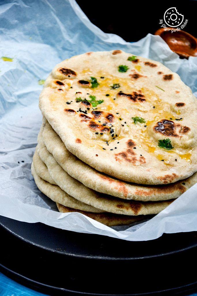YEAST FREE INSTANT WHOLE WHEAT NAAN.   #naan #weekendfun   #indianfood   #lunch   #breads#delicious #nomnom #vegan #vegetarian