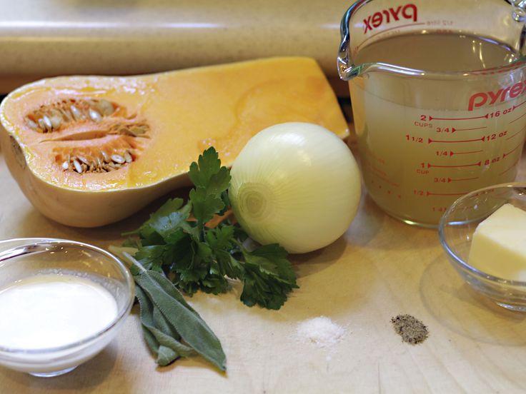 Exquisita, fácil y saludable Crema de Auyama, solo hay que seguir el paso a paso. Se prepara con pocos ingredientes y queda especita, deliciosa.