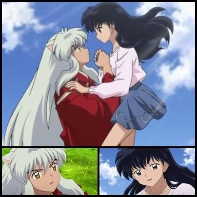 Kagome's return to InuYasha after three years of not ...  Kagome's re...