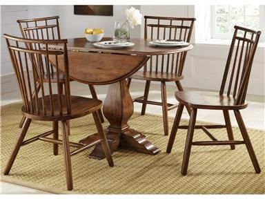 Shop For Liberty Furniture Drop Leaf Pedestal Table Top And Other Dining Room Tops At Arthur F Schultz In Erie PA Select Hardwoods Down