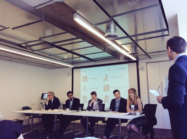 As part of UCL's Festival of Digital Health 2016, UCLPartners held an event to discuss some of the challenges and opportunities with digital health.