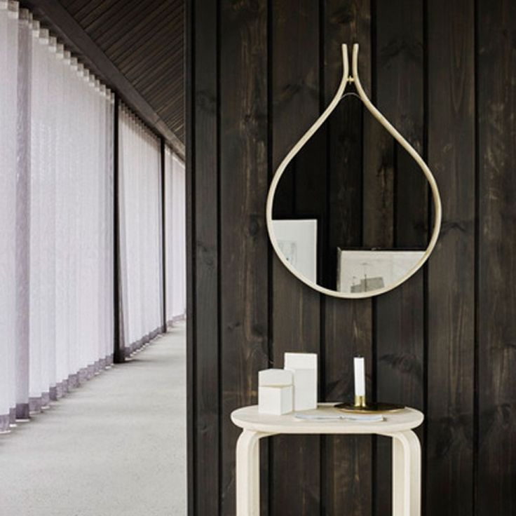 Skagerak Turn Mirror, Large | Bathroom Furniture | Furniture | The Salcombe Trading Company